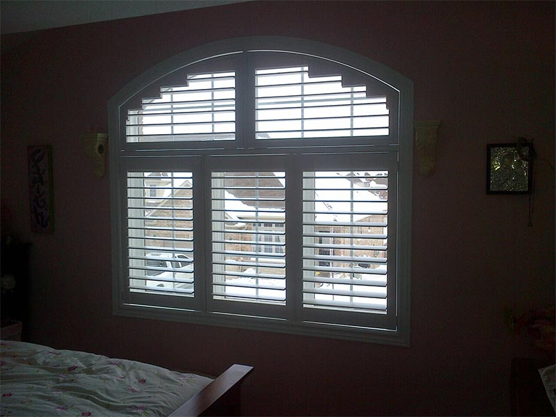 Custom Shutters and Window Coverings